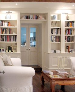 Fitted bookcases Harrogate