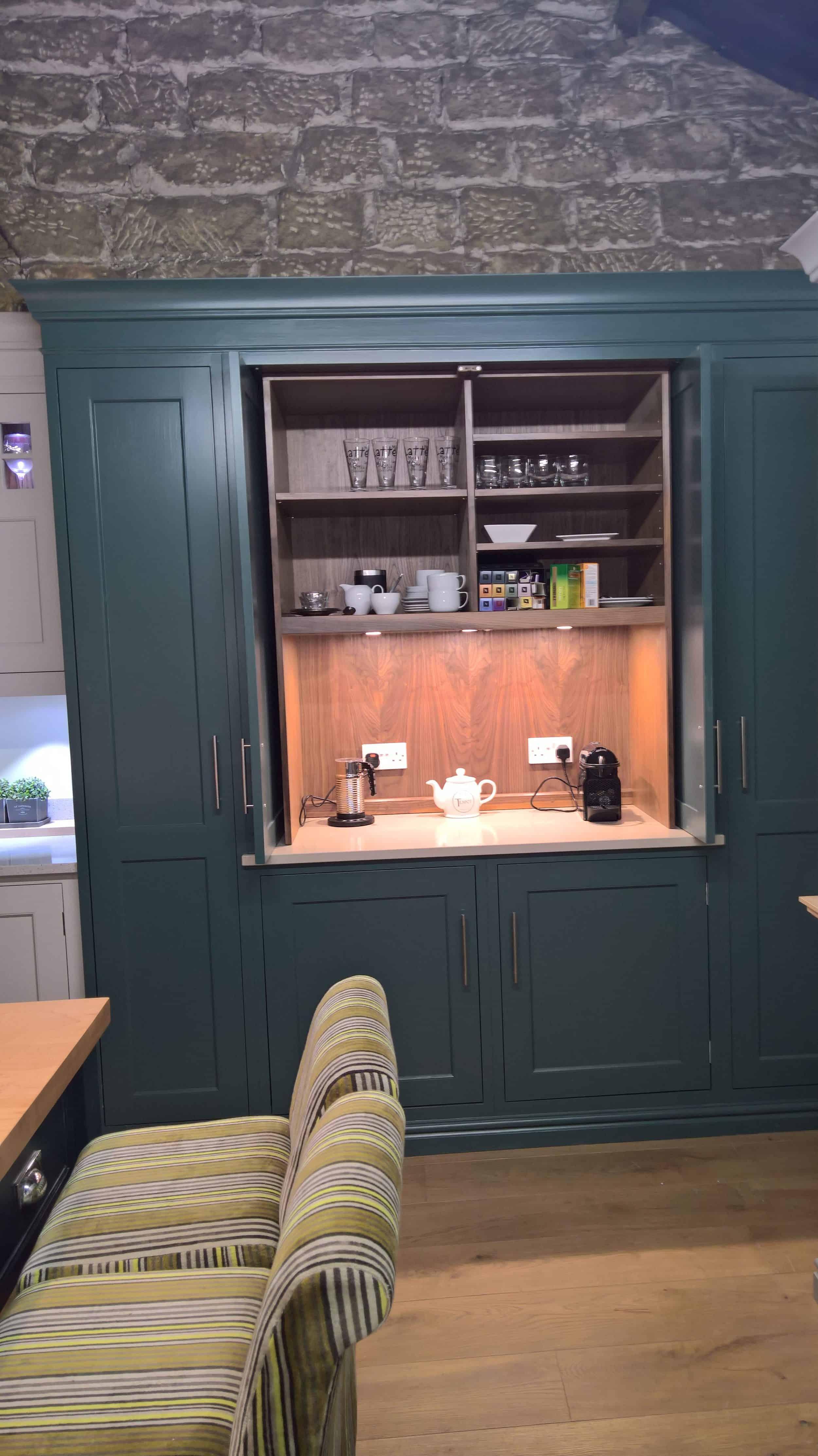 Drinks cabinet harrogate kitchen showroom