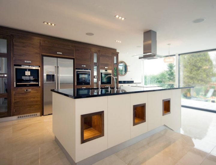 Contemporary Kitchen Harrogate