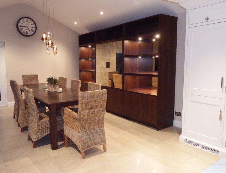 Display Cabinets & Bar Areas