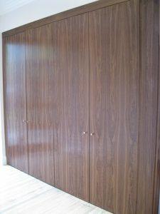 wardrobes designed for hallway cloaks storage in Harrogate