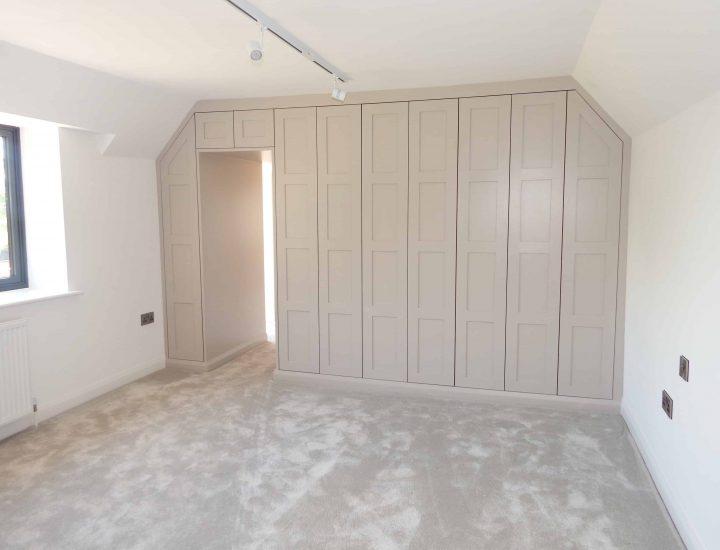 Attic Bedrooms & Unusual Spaces