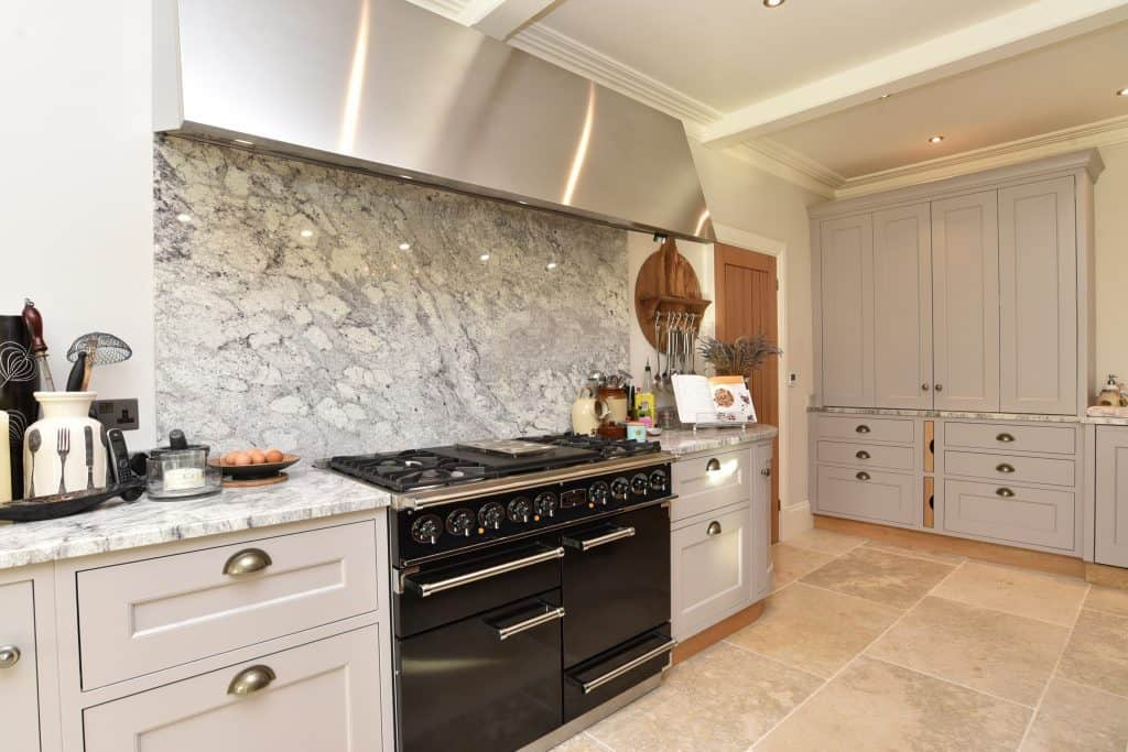 Custom made Kitchens and Extractors Harrogate