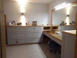 Dressing room Harrogate