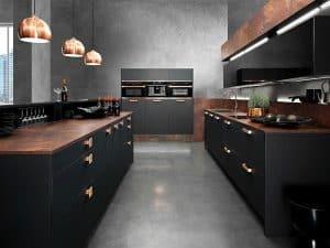 Contemporary kitchens harrogate
