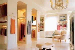 Mariah Carey Dressing Room
