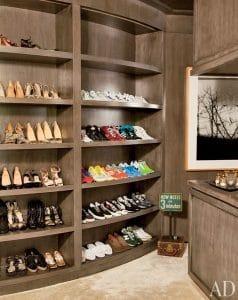 Ellen Degeneres Dressing Room